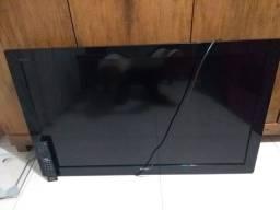 Tv Sony Bravia - Tela Quebrada - Para Aproveitar As Placas