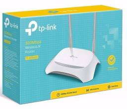 Roteador Tp-link Tl-wr 840n 2 Antena 300mbps Wireles