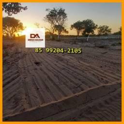 Título do anúncio: >> Lotes a partir de 150m² **A 5 min da Praia do Batoque