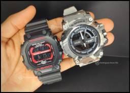 Combo 2 relógios G-Shock DW5600/G-Shock Mudmaster