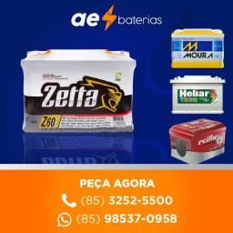 Título do anúncio: Bateria zetta 150 amperes ônibus volvo e bateria 150Ah moura