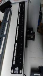 2 Patch Panel Furukawa CAT 6 Gigalan e Sohoplus