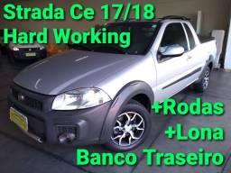 Strada Ce Hard/Working 17/18 Completa +Rds+Lona+Bco.Traseiro