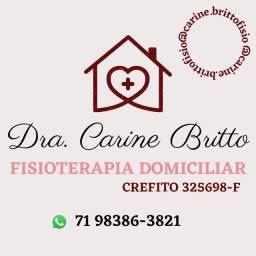 Dra. Carine Britto - Fisioterapeuta