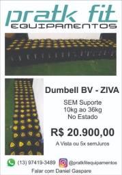 jogo de  dumbell ziva BV,