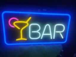 Luminária para bar