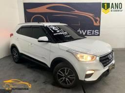 Hyundai Creta 1.6 Aut+Mídia Financiamos sem comprovação de renda