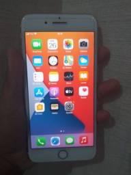 Título do anúncio: iPhone 7 Plus bem conservado