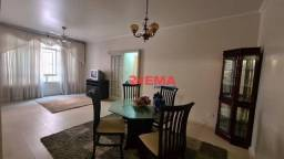 Título do anúncio: Apartamento com 2 dormitórios à venda, 90 m² por R$ 380.000,00 - Campo Grande - Santos/SP