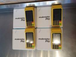 4 Moderninha Pro novas na caixa
