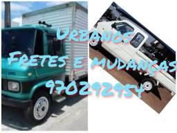 Título do anúncio: Barra da Tijuca frete e Mudança temos caminhão baú L