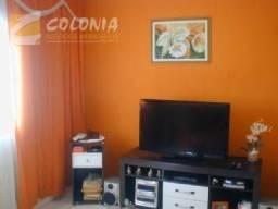 Casa à venda com 2 dormitórios em Jardim das maravilhas, Santo andré cod:16060