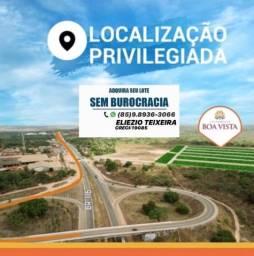 Loteamento Boa Vista (Itaitinga)   Infraestrutura completa.