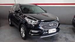 Hyundai santa fÉ 2016 3.3 mpfi 4x4 7 lugares v6 270cv gasolina 4p automÁtico