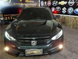 Honda Civic 2.0 16v flexone sport 4p manual