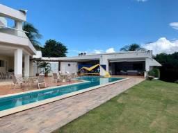 Casa com 5 suítes, 800 m² - venda por R$ 4.200.000 ou aluguel por R$ 18.000/mês - Parque C