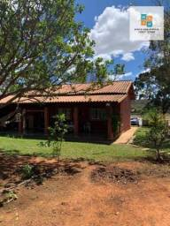 Sítio com 3 dormitórios à venda, 1600 m² por R$ 350.000 - Lagoa De Santo Antônio - Jequiti