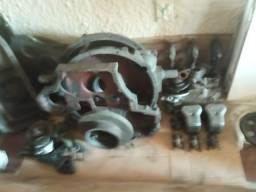 Lote de peças do Motor MWM série 10