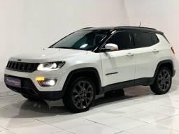 Título do anúncio: Jeep Compass 2.0 Limited 4x4 Turbo Diesel 2021 - Teto solar Panoramico