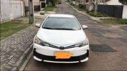 Título do anúncio: Toyota Corolla 2018 GLi UPPER