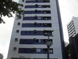 Título do anúncio: (vm) Apartamento em Boa Viagem - 130m²- 3 quartos ( suíte) -  2 vagas .