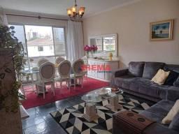 Título do anúncio: Apartamento com 2 dormitórios à venda, 113 m² por R$ 450.000,00 - Ponta da Praia - Santos/
