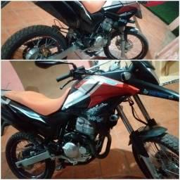 Moto Honda XRE 300 10/11