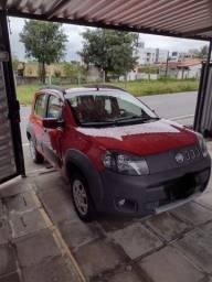 Fiat Uno 2011 modelo 2012