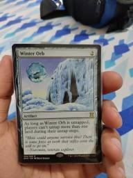 Título do anúncio: Winter Orb - Magic the Gathering