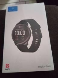 Xiaomi Smartwatch Haylou Solar para Android e iOS