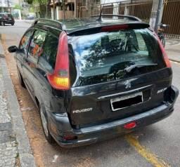 Peugeot 206 SW 1.4 2007 (leia a descrição)