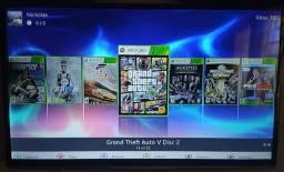 Título do anúncio: Xbox 360 Destravado