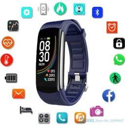 relógio Smart M4 JBRL #Inteligente e Interage com o celular#