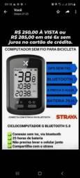 Ciclocomputador GPS Xoss G sem fio