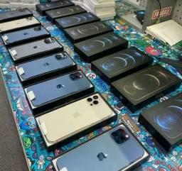 ? iPhone 12 Pro Max modelo primeira linha 128gb e 5 ram