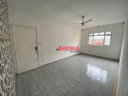 Título do anúncio: Apartamento com 3 dormitórios à venda, 116 m² por R$ 330.000,00 - Aparecida - Santos/SP