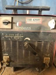 Título do anúncio: Máquina Solda Retificadora Trr 425 Dc 400a  Bambozzi