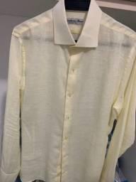 Camisa de Linho Alfaitaria Paris