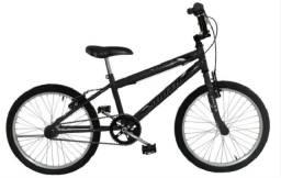 Título do anúncio: bicicleta south cross aro 20 preta