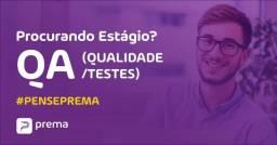 Título do anúncio: Estágio em QA (Qualidade/Testes)