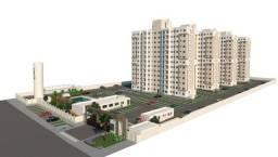 Apartamento à venda na Cohama Lançamento, 2 quartos, 45 mts, 1 vaga.