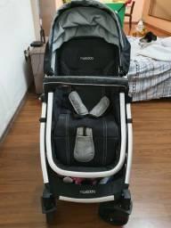 Vendo carrinho de bebê KIDDO WINNER em estado de ZERO, quase não usado.