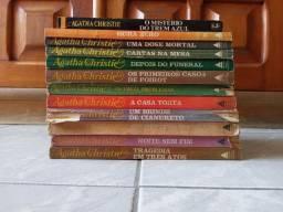 Livros Agatha Christie