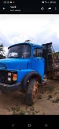 Título do anúncio: Caminhão Mercedes truck 1978 em dias