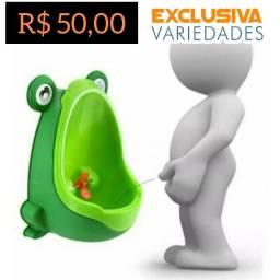 Mictório Infantil Sapinho P/ Desfralde + Entregas Grátis