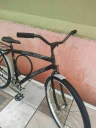 Bicicleta 26 pneus novos freio contra pedal