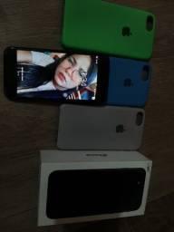 Iphone 7 com caixa