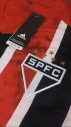 Título do anúncio: Camisa São Paulo ll 20/21