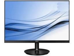 "Monitor 23.8"" Philips Led Widescreen Full HD Ips HDMI/VGA/DVI - Loja Dado Digital"