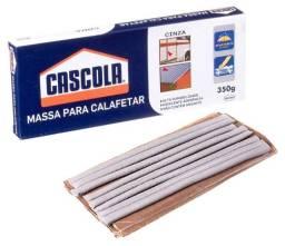 massa calafetar 350g - Cascola Super promoção